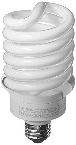 TCP 150 Watt Equivalent Single-Pack, CFL Spiral Light Bulb, Non-Dimmable  Daylight (Bulb Single Pack)
