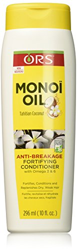 Oil Fortifying - ORS Monoi Oil Conditioner Fortifying, 10 Ounce