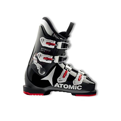Atomic Waymayker Jr 4 Ski Boots Kids Sz 6/6.5 (24/24.5)
