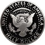 1985 S Gem Proof Kennedy Half Dollar US Coin