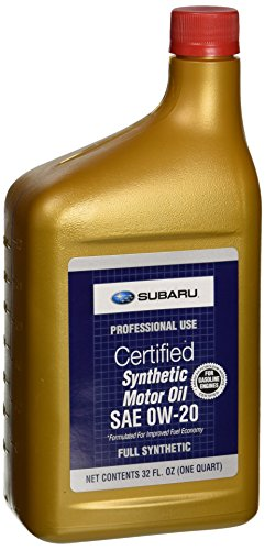 Genuine Subaru SOA427V1310 Motor Oil ,1 Quart