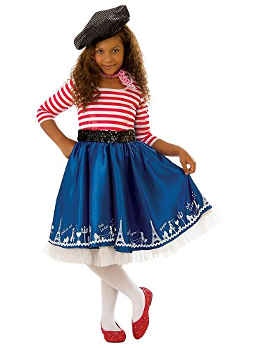 Rubie's Petite Mademoiselle Child's Costume, Small