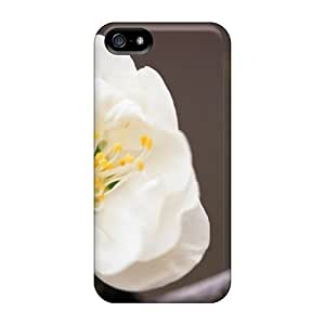 Hard Plastic For Ipod Touch 4 Phone Case Cover Back Cover,hot Flowering Pear Flowers Case At Perfect Diy