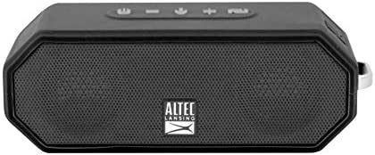 Altec Lansing IMW449 Jacket H2O 4 Rugged Floating Ultra Portable Bluetooth Waterproof Speaker