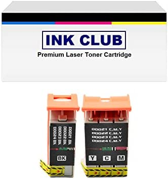 Black//Color GRMC3//XG8R3MP Series 21 SuppliesMAX Compatible Replacement for Dell P513//P713//V313//V515//V715W Inkjet Combo Pack