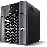 BUFFALO TeraStation 16 TB (4x4 TB) RAID NAS & iSCSI Desktop Storage (TS5410DN1604)