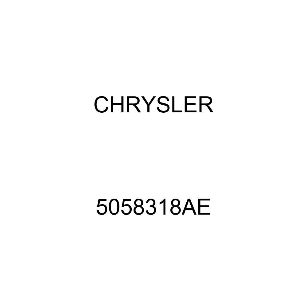 Genuine Chrysler 5058318AE Radiator Cooling Inlet Hose