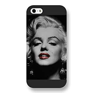 - Customized Black Frosted iPhone 5/5s Case, Marilyn Monroe iPhone 5s case, Marilyn Monroe iPhone 5 case