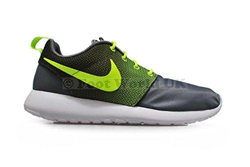 grau Run Weiß Volt Herren Cool 071 Grau 6 Nike Uk gelb Laufschuhe 7 Eu Us grey Cool Leder Roshe 40 1vdqt