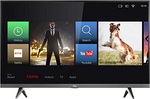 TCL 32DS520F Televisor 80 cm (32 Pulgadas) Smart TV (Full HD, Triple Tuner, T-Cast, Dolby Digital Plus, HDMI, USB ...