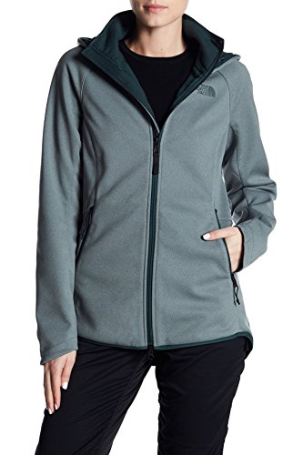 - The North Face Women's Apex Lilmore Parka Jacket-Dark Spruce Heather-XL