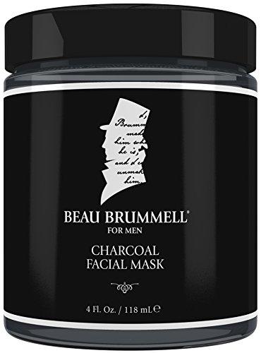 mens face mask beau brummell men best charcoal detoxifying f