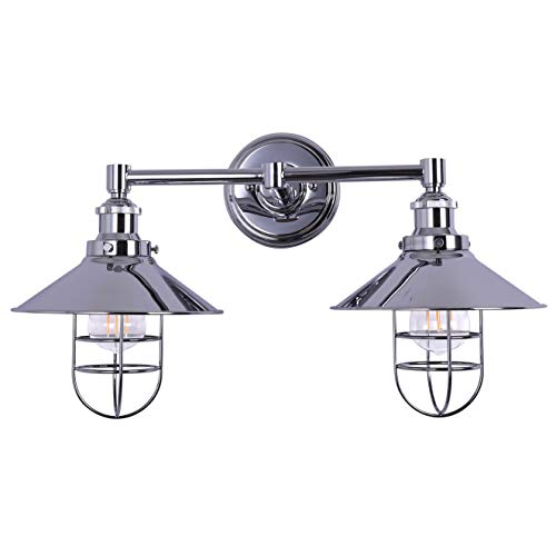 Chrome Led Wall Lights in US - 9