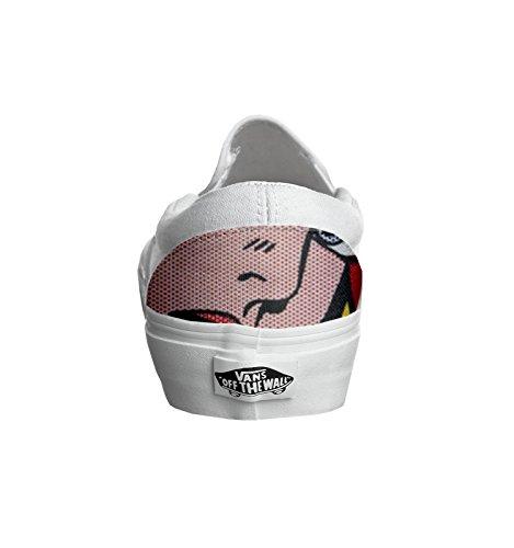 Vans personalizzate Authentic, Sneaker Unisex ? Adulto (Prodotto Artigianale) CARTOON