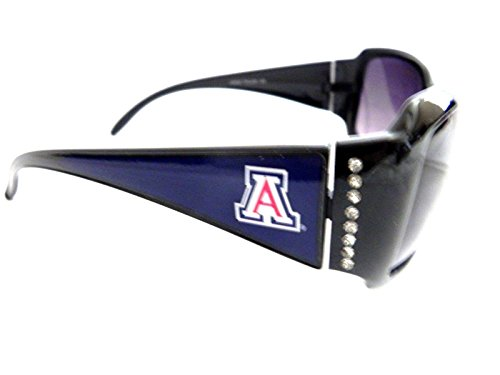 Accessory Accomplice Officially Licensed Arizona Wildcats Rhinestone ()