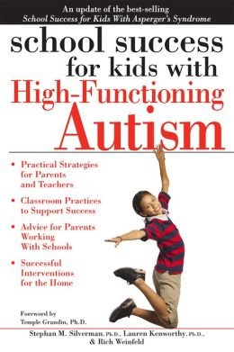 School Success for Kids with High-Functioning Autism (Paperback) - Common