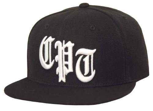 146581f5a9e Compton CPT Snapback Flat Bill Baseball Cap - Import It All