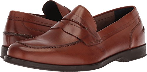 Cole Haan Men's Fleming Penny Loafer, British Tan, 11.5 Medium US Brown Penny Loafer