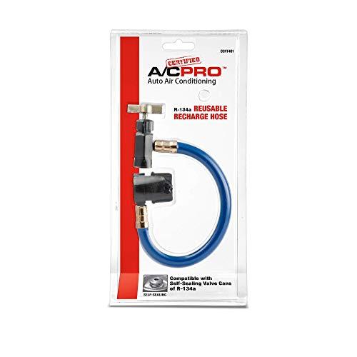(Certified A/C Pro CERT401-1 Recharge Hose )