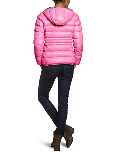 CMP - F.lli Campagnolo Daunenjacke, Chaqueta de plumas Para Mujer Rosa (Pink Fluo-Caviale)