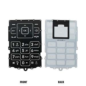 LG VX8700 Black Original Replacement OEM Keypad
