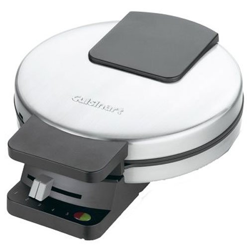 Cuisinart WMR-CA Round Classic Waffle Maker (Looks New Latex 5)