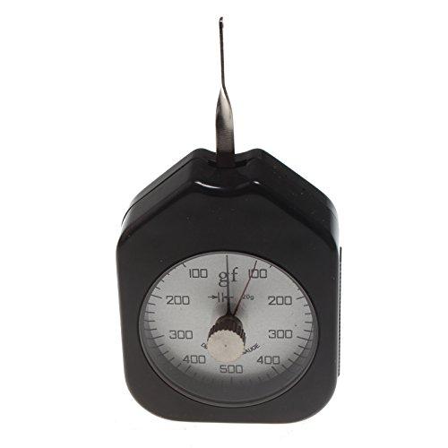 Holdwell ATG-500 Dial Tension Gauge Gram Force Meter Dual Pointer 500 g