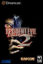 "Dreamcast CGC Huge Poster Glossy Finish - Resident Evil 2- Sega DC - SDC086 (24"" x 36"" (61cm x 91.5cm))"