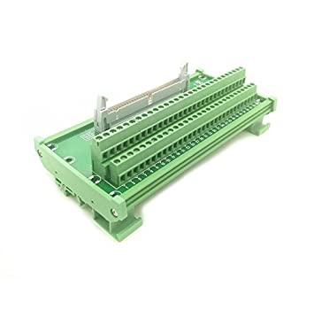 Sysly IDC60 2x30 Pins DIN Rail Mounted Interface Module