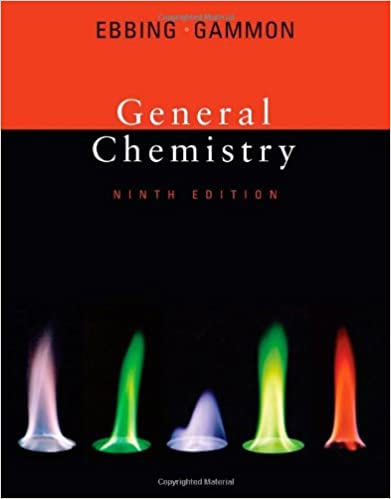 General Chemistry (Available Titles OWL): Darrell Ebbing, Steven D ...
