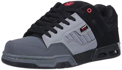 Charcoal black Dvs Enduro grey Black Black Nubuck nubuck white Heir xRWxY