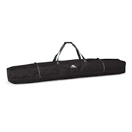 Amazon.com   High Sierra Padded Ski Bag for Two Pairs of Skis (Up to ... ae6bb7fcc6103