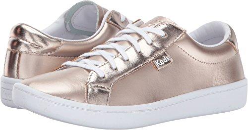 Keds Girls' Ace Sneaker, Rose Gold, 11.5 Medium US Little Kid ()