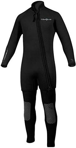 Henderson 7mm NeoSport Waterman Mens 2-Piece Wetsuit Combo-Long John Jacket