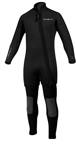 Henderson 7mm NeoSport Waterman Mens 2-Piece Wetsuit Combo-Long John & Jacket