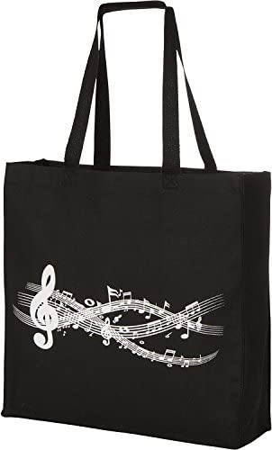 Top 10 Best Music Totes Bags Reviews in 2021