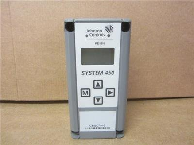new-johnson-controls-system-450-temp-hum-pressure-control-module-c450cpn-3c