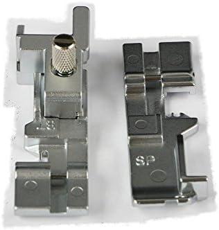 Gritzner - Pack de pies de costura para Gritzner 788 Overlock, 2 ...