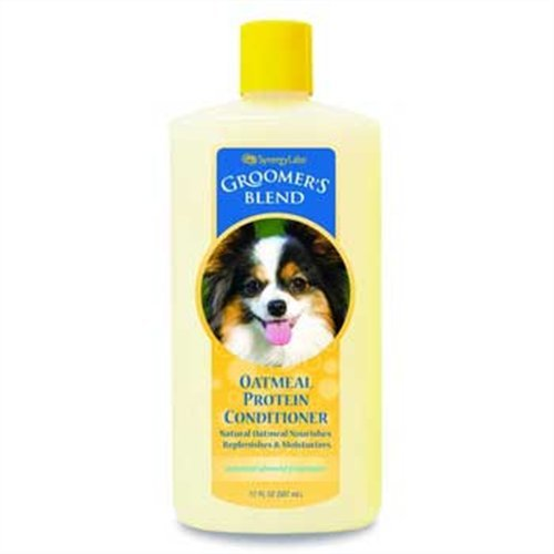 Synergy Groomer's Blend Oatmeal Protein Conditioner, 17 Ounce, My Pet Supplies