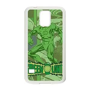 Green Lantern Comic Samsung Galaxy S5 Cell Phone Case White DIY present pjz003_6462104
