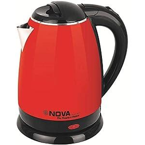 Nova Amaze NKT 2734 1.7-Litre Electric Kettle (Red)