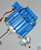 258 jeep engine performance parts - A-Team Performance Hei Distributor - Amc Jeep 232-258 6-Cyl Engines, 50K V Coil, Blue Cap