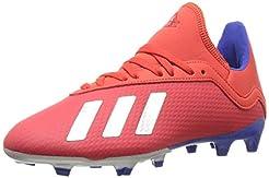 adidas Kids' X 18.3 Firm Ground Soccer S...