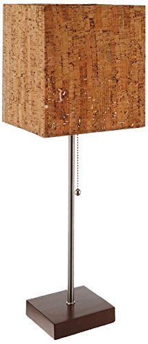 Adesso 4084-15 Sedona Table Lamp, Smart Outlet Compatible, 7.5