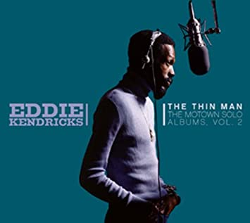 The Thin Man: The Motown Solo Albums, Vol  2 Box set, Original recording  remastered, Limited Edition