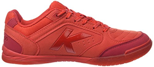 Kelme Unisex Adulto Basse Rosso red – Color Precision Ginnastica Da Scarpe wHqxrH8Yg