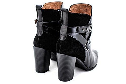 Hispanitas Karl Hi51743 Sauvage Black Damen Stiefel