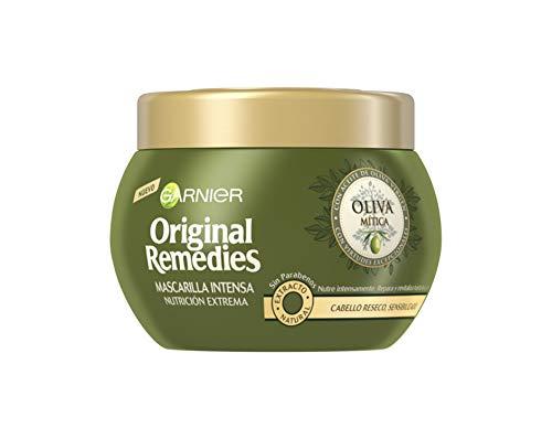Garnier Original Remedies Oliva Mitica mascarilla capilar pelo seco - 300 ml