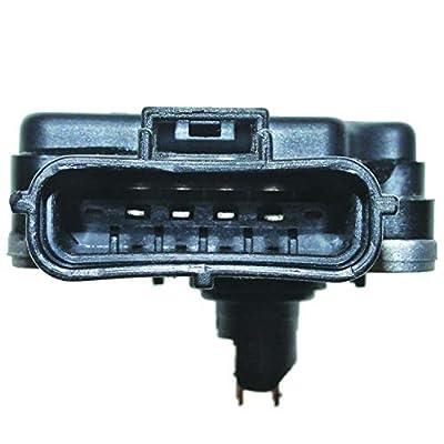 Walker Products 245-2036 Mass Air Flow Sensor: Automotive