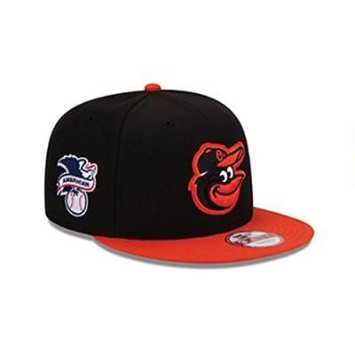 Baltimore Orioles MLB New Era Baycik Snapback Hat